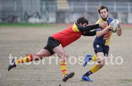 Arechi Rugby-Clan Catanzaro Rugby